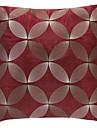 1 st Polyester Örngott,Geometrisk Modern