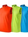 SPAKCT 100% Polyester Professional andas Ärmlös Cykel Jersey för Män (3 färger)