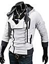 Course Hauts/Tops Homme Manches longues Respirable / Garder au chaud Coton Sport de détente Vêtements de sportVêtements de Plein Air /