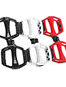 Aluminum Alloy Material Montagne pédale de vélo de réflecteurs (2 couleurs)
