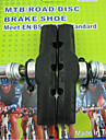MTB / Väg / Disc Brake Shoe Rubber Material V-broms skor