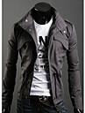 Jachetă Bărbați Cu Guler