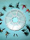 Homa Flugor våttyp Förpackningar Hook Lure (2st * 8)