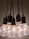 40W E27 Minimalist Pendant Light with 7 Lights