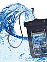 Sac étanche en PVC avec Universal Brassard pour Samsung 9300/9500/5830 & iPhone 4/4S/5