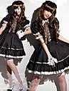 Costume de princesse Black Series Polyester femmes de robe