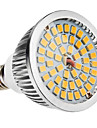 E14 6W 48x2835SMD 580-650LM 2700-3500K lumină albă cald LED Bec spot (110-240V)
