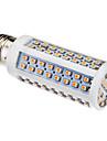7W E26/E27 Ampoules Maïs LED T 112 SMD 3528 500 lm Blanc Chaud AC 100-240 V