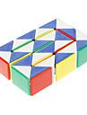 Serpent style coloré magique en plastique IQ Cube