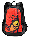 Veevan - Red Backpack Daily Double-épaule