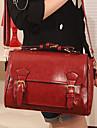 Vintage Western Style Dual-Belt hänger / Crossbody Bag