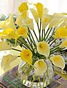 Une succursale Soie Calla Lily Fleur de Table Fleurs artificielles #(12*12*14)