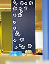 Flower Dots Wall Sticker