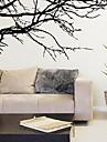 stor trädgren vägg klistermärke dekorativa landskaps dekaler