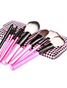 10pcs Haute Qualité laine Brush Set