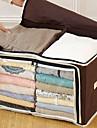 Cutie de depozitare 2 grilă maro haine vizibile (1 buc)