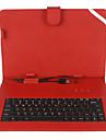 10 inch Mesh dunga model PU Geantă din piele cu tastatura USB si Stand