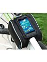 Polyester et PVC & PU Matériel Texture Series vélo Tudes Sacs