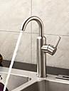Robinet de salle de bain Sprinkle®  ,  Moderne  with  Fileté 1 poignée 1 trou  ,  Fonctionnalité  for Centerset