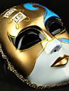 Gotic Baroneasa Opera PVC Halloween Masca