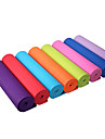 Eco-Friendly TPE Extra Thick Slip Resistant Yoga Pilates Mat (6mm)