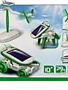 Assemblage des jouets solaires