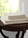 """simple&opulence® drap housse, 500 tc 100% coton solide jusqu'à 15 """"beige profond"""