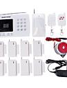 Ny trådlös automatisk uppringning Home Security larmsystem med automatisk uppringning