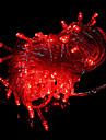 100 LED 10M string rouge Lumière de décoration pour la noce de Noël (Cis-84283B)