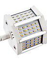 6W R7S Ampoules Maïs LED 45 SMD 3014 450 lm Blanc Chaud AC 85-265 V