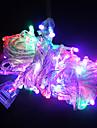 10m de long 100 leds chaîne de lumières pour la décoration de Noël (couleurs assorties)