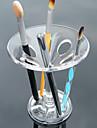Sminkförvaring Sminkborstar / Sminkförvaring Akrylfiber Enfärgat 12x10x10