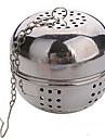 thé multifonction diam 5.5cm ballon inox de verrouillage infuseur passoire bouilloires