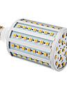 20W E26/E27 Ampoules Maïs LED T 102 SMD 5050 lm Blanc Chaud AC 100-240 V