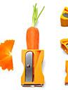 Nouvelle arrivée Creative multifonctions légumes Fruit Peeler / Zester nécessaire de cuisine Sharpener Modélisation Peeler