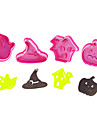 3D Cookie Cutter Halloween 's Day Set Decoration Cake Mould
