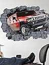 Transportfordon Hummer Wall Stickers