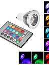 Spots (RGB 3 W- GU10 AC 85-265