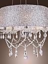 Moderna Dazzling 5 Lights ljuskrona Med Crystal