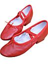 Läder Dansskor för Ballroom (Fler färger)