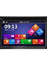 """6.2 """"2DIN LCD-pekskärm in-dash bil dvd-spelare med gps, bluetooth, ipod, atv"""