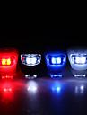 Eclairage de Vélo / bicyclette / Lampe Avant de Vélo / Eclairage sécurité vélo / Ecarteur de danger LED Cyclisme CR2032 Lumens Batterie