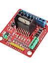 L298N stegmotordriv styrkort modul för (för Arduino) (fungerar med den officiella (för Arduino) skivor)