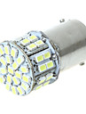 1156 BA15S 50 LED SMD 1206 Blanc Turn Tail ampoule arrêt de frein de lampe de lumière