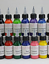 High quality 14 Color Tattoo Ink Set  14*30ml