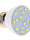 6W E26/E27 Spot LED 15 SMD 5630 480 lm Blanc Froid AC 100-240 V