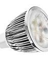 5W GU5.3(MR16) LED-spotlights MR16 5 450 LM Naturlig vit AC 12 V