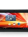7 tum Android 4.4 Tablett (Quad Core 1024*600 512MB + 8GB)