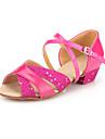 Mode cuir cheville StrapLatin / Ballroom Dance Shoes pour les enfants / femmes (plus de couleurs)