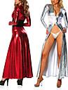 Costume Cosplay Mai multe costume Festival/Sărbătoare Costume de Halloween Roșu Argintiu Rochie Halloween Carnaval FemininPiele